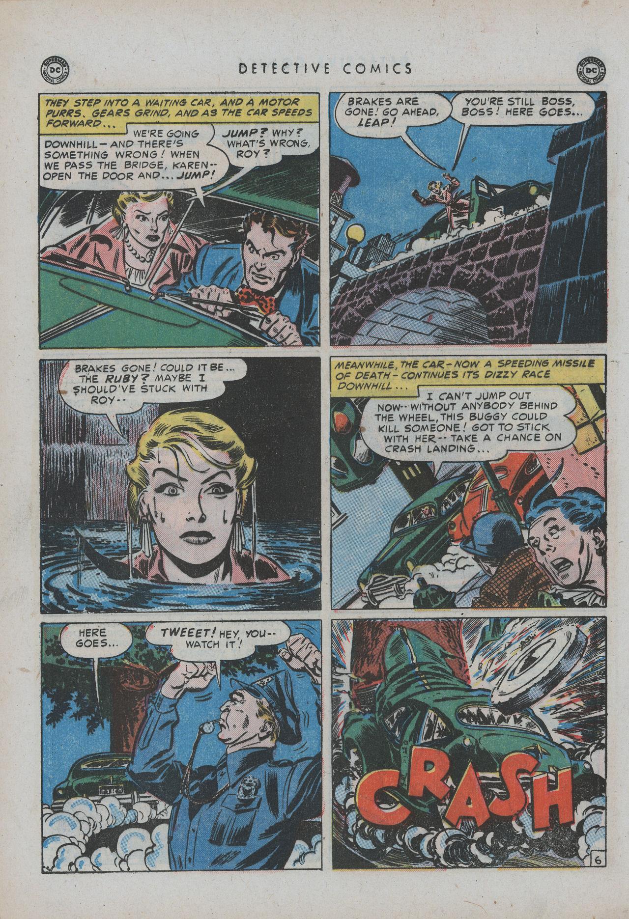 Read online Detective Comics (1937) comic -  Issue #154 - 22