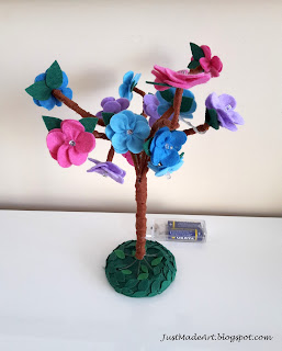 lampka drzewko