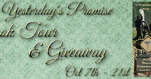 Yesterday's Promise Book Tour & Giveaway