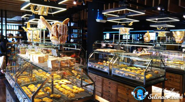 Handmade Bakery Cafe Melaka Menu