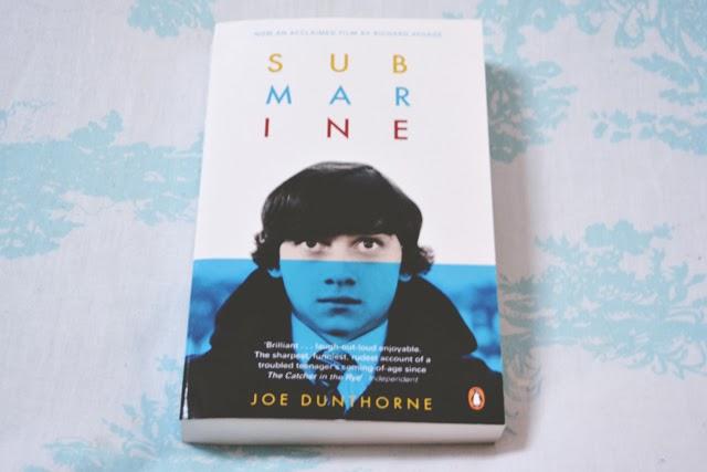 Submarine Joe Dunthorne Book