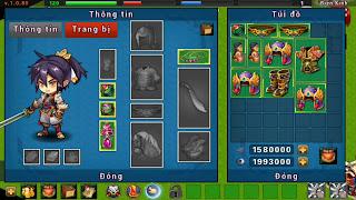 Hack Level game Liên Quân Giang Hồ