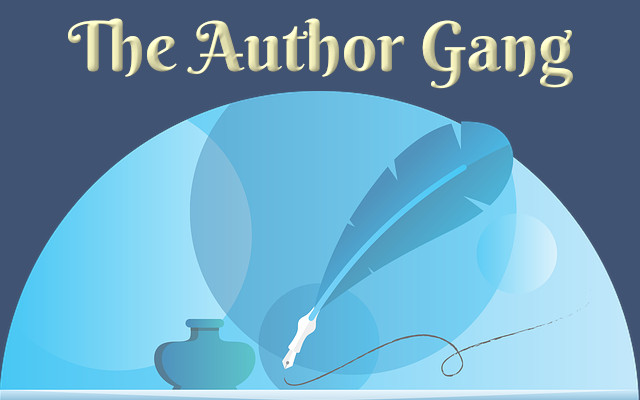 ABOUT THE AUTHOR GANG