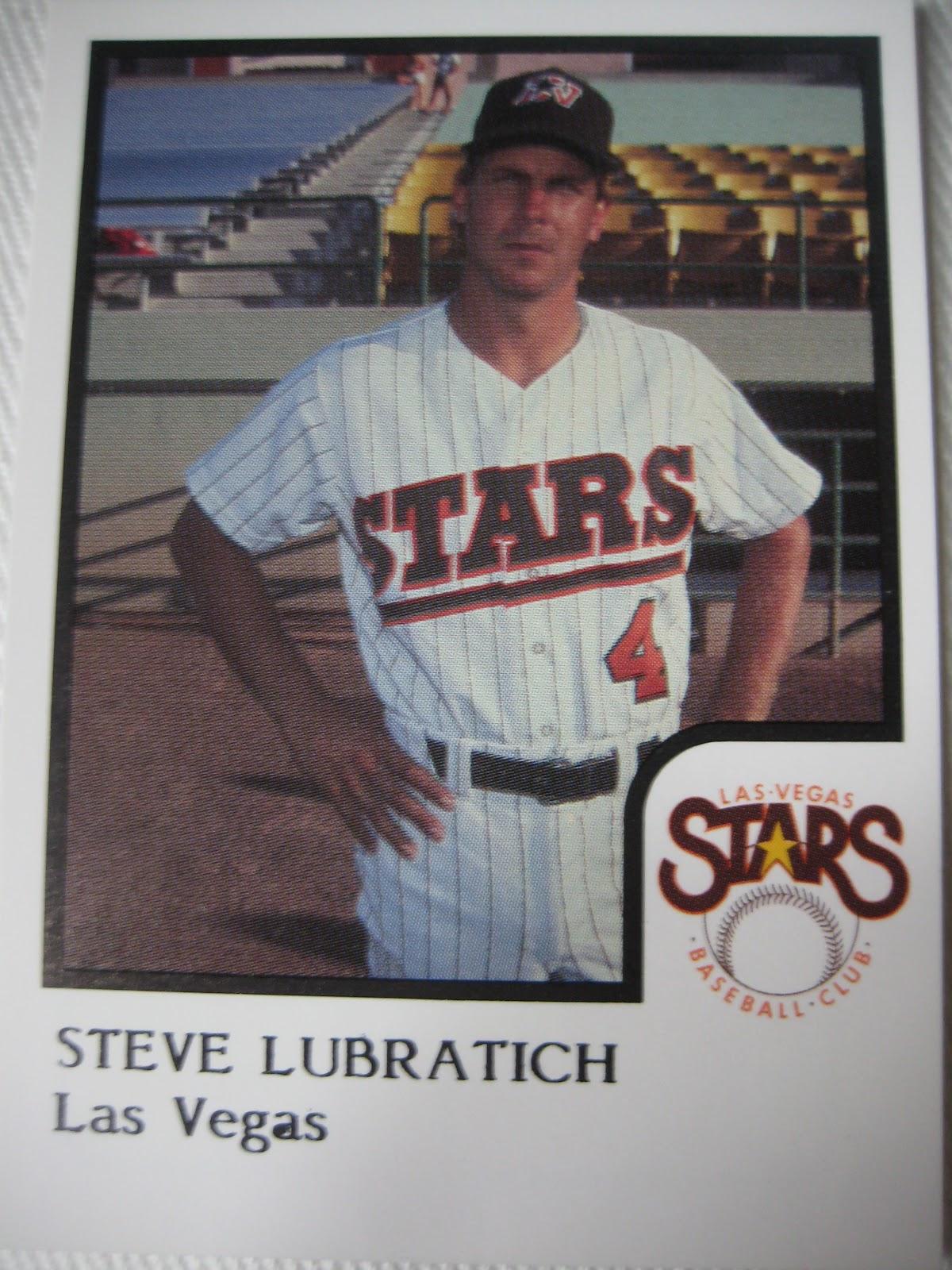 Baseball Cards Come To Life 1986 Las Vegas Stars Procards