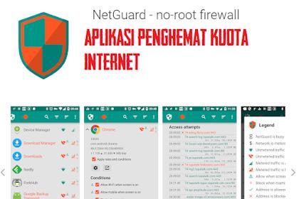 Cara Menggunakan Netguard Untuk Menghemat Kuota