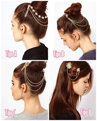 Accesorios Adornos para el pelo Coreano Tipo 1  Korean Shop