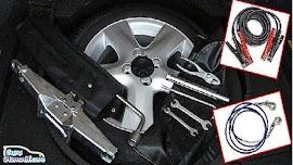 Peralatan-Peralatan yang Sebaiknya Disediakan Pada Mobil