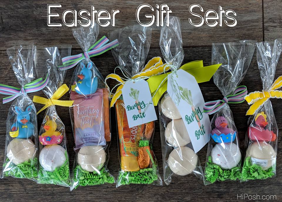 Posh by simone easter gift sets available now let me help you make easter super cute and fun with these ready to go gift sets all bunny mail sets are available exclusively through me and are packaged negle Choice Image