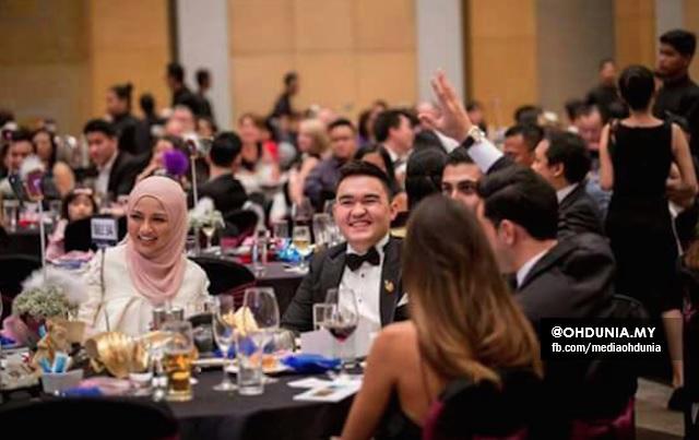 Pengguna Twitter Kongsi Foto Neelofa Bersama Raja Muda Selangor