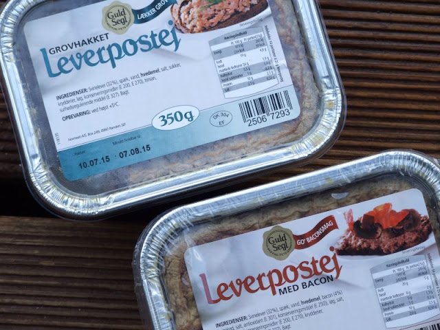 Im Paradies dänischen Essens. Unsere Lieblings-Lebensmittel im Urlaub. Die dänische Leberpastete ist ein Genuss!