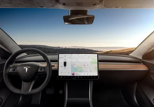 Tinuku Tesla Model 3 minimalist design but luxury capabilities
