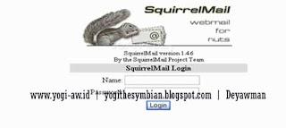 Tutorial Install dan konfigurasi mail server (postfix + dovecot + squirrelmail) di Debian 6 squeeze