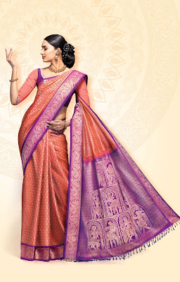 RMKV Theme Silk Saree Collections