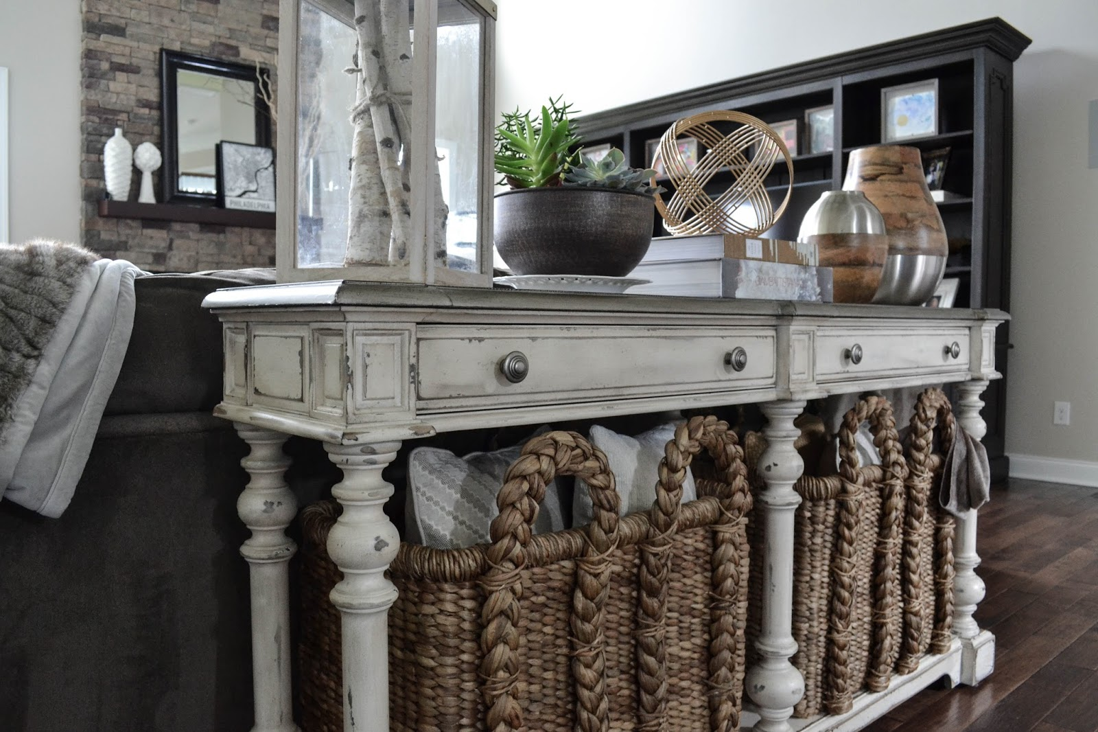 The Penny Parlor: Home Tour Featuring Raymour and Flanigan