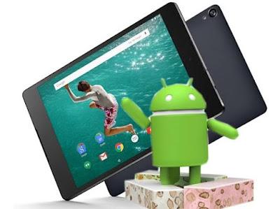 HTC Nexus 9 Android N Nougat 7.0 Update Firmware