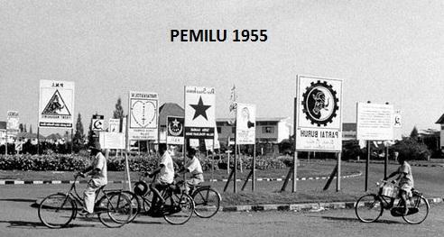 Pemilu Pertama 1955 (Latar Belakang, Tujuan, Pelaksanaan, Partai Pemenang)