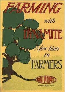 Du Pont - Farming with Dynamite