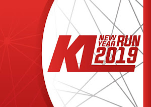 KL New Year Run 2019 - 1 January 2019