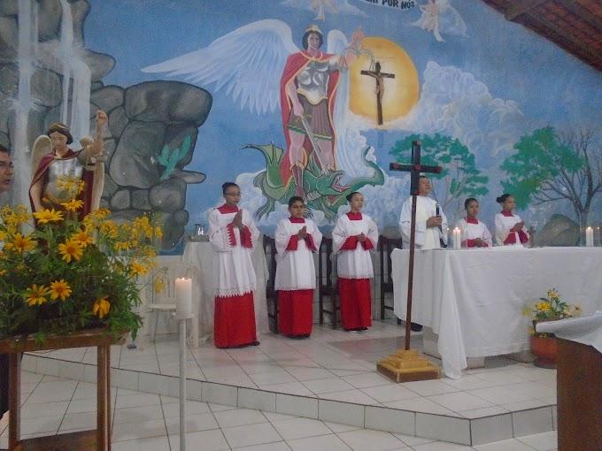 Festa de São Miguel Arcanjo: 5ª novena
