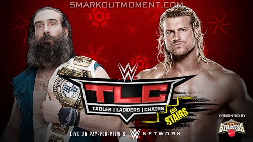 WWE TLC 2014 PPV Intercontinental title match Ziggler vs Harper