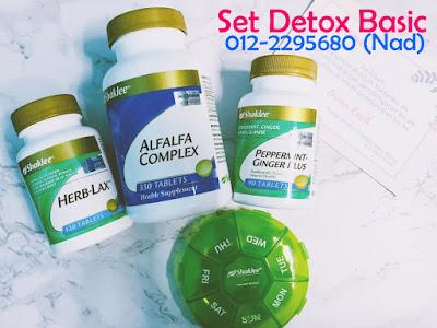 Set Detox Basic