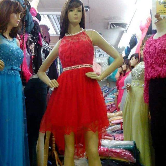 Toko maxi dress di bandung
