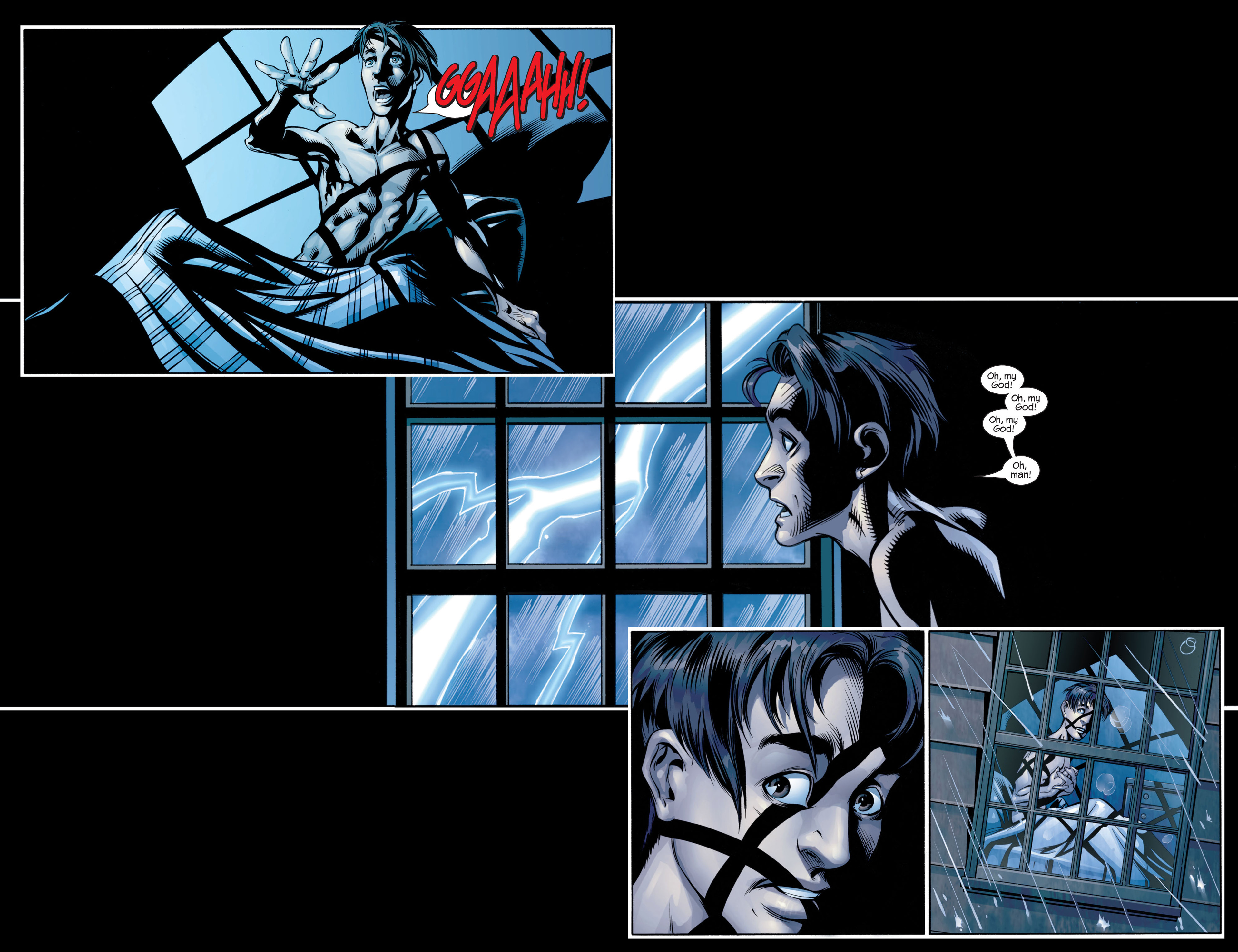 Read online Ultimate Spider-Man (2000) comic -  Issue #37 - 5