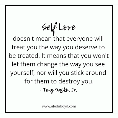 Quotes on Self Love by Tony Gaskins Jr.