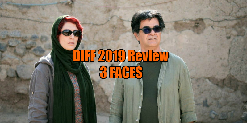 3 faces film review