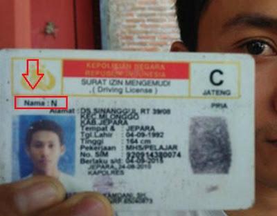 Unik !! 5 Nama Orang Indonesia Ini Hanya 1 Karakter Saja