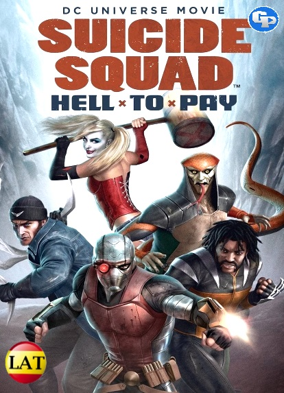Suicide Squad: Hell to Pay (2018) LATINO