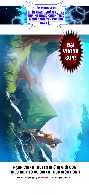 Chiếm Cái Đỉnh Núi Làm Đại Vương - Chap 1