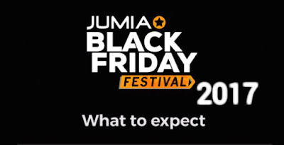 What To Expect From Jumia Black Friday Festival 2017