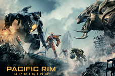 OST. Pacific Rim: Uprising (2018) 320 Kbps FLAC