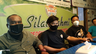 Merasa Terganggu, Oknum Polisi di Tangerang diduga Tampar Wartawan