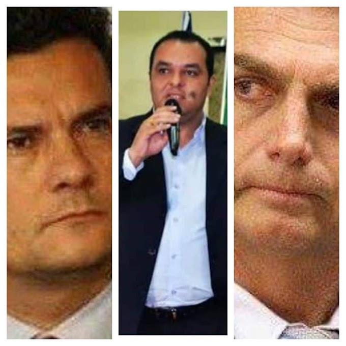 NEWTON BELLO - Prefeito Roberto do Posto pode perder o mandato em definitivo na gestão Bolsonaro e Sérgio Moro