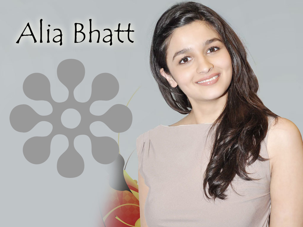 Alia Bhatt Birthday Hd: Cute Girls Full HD Wallpapers Of Alia Bhatt