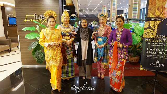 BUFFET RAMADAN 2018: THE EVERLY PUTRAJAYA