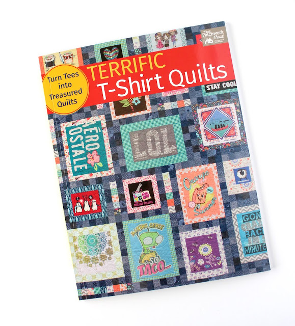 Terrific T-Shirt Quilts book