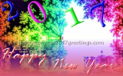 Best 2017 New Year Greetings
