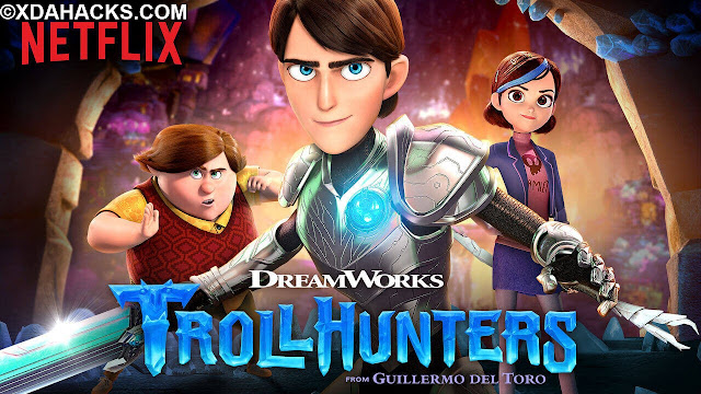 trollhunter all seasons download