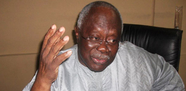 Bode George blasts Tinubu: FG needs to recover stolen assets from him