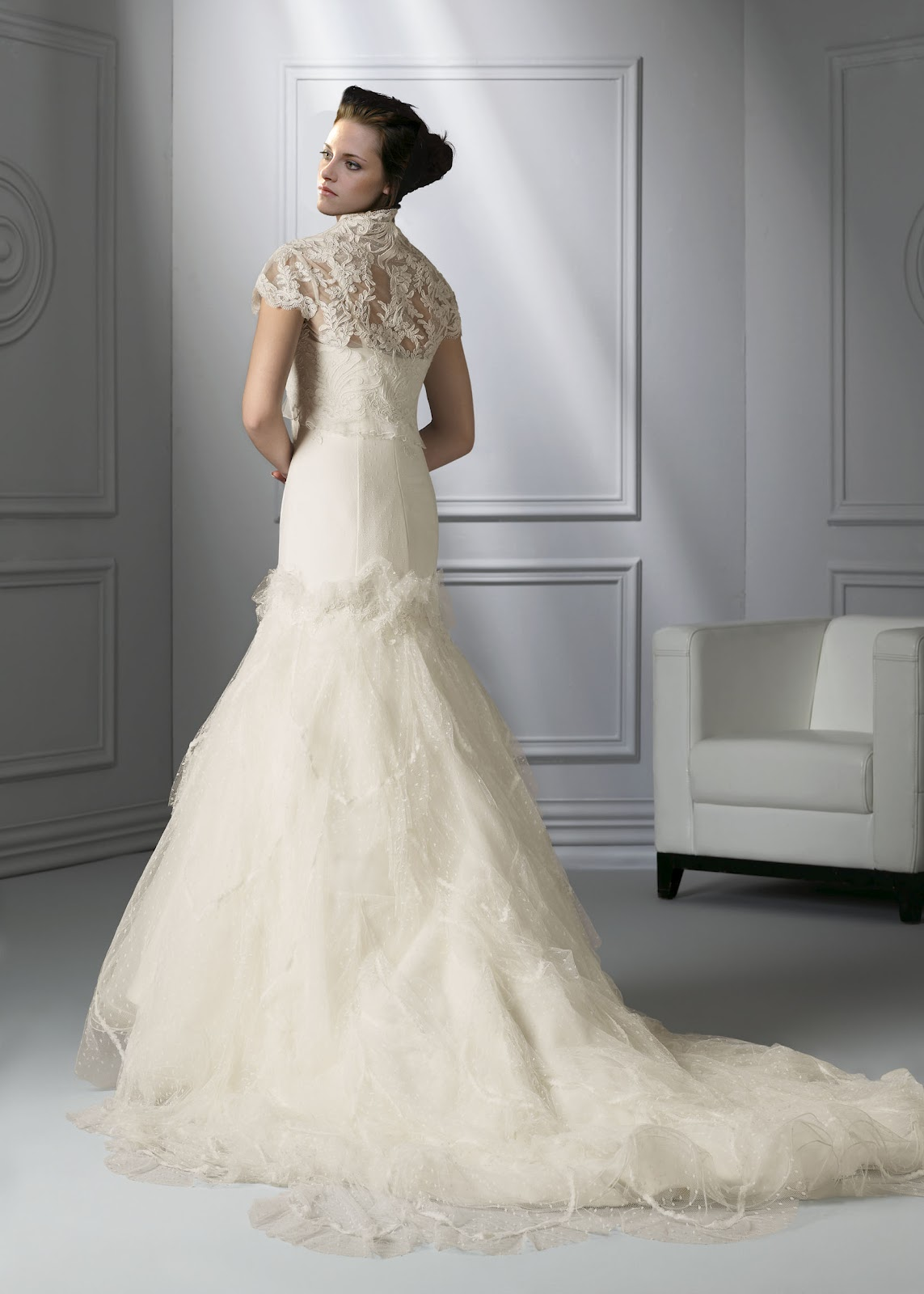 bella wedding dress-Knitting Gallery