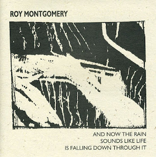 Roy Montgomery, And Now the Rain Sounds Like Life Is Falling Down Through It