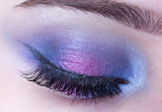makeup revolution mermaids vs unicorns eye makeup