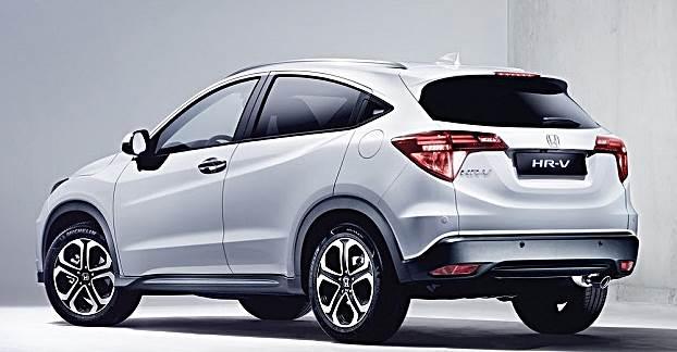 2017 Honda HR-V Release Date