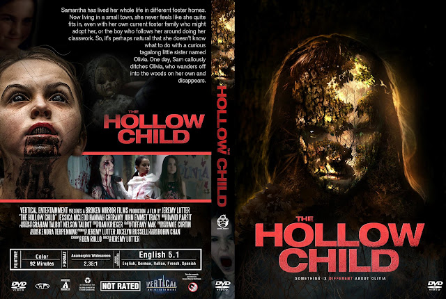 The Hollow Child DVD Cover