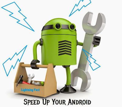 Cara Rahasia Mengatasi Android Super Lemot