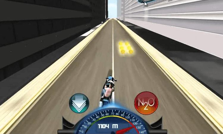 تحميل لعبة سباق الموتوسيكلات City Moto Racer