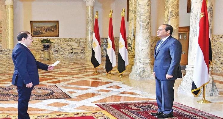 وزير البترول المصري في إيران بعد توقف النفط السعودي لعقد اتفاقيات نفطية